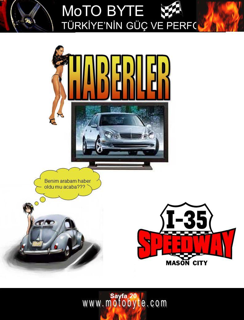 HABERLER Benim arabam haber oldu mu acaba