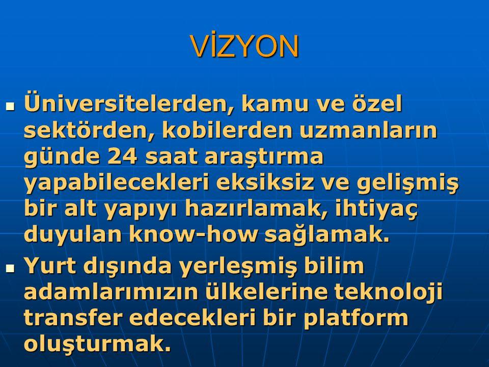 VİZYON