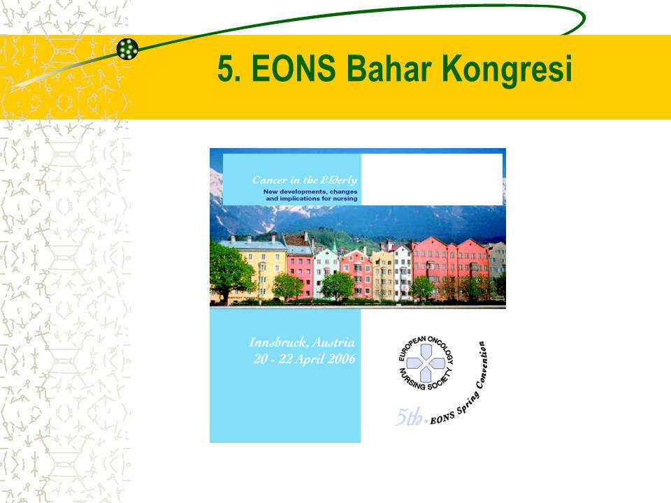 5. EONS Bahar Kongresi