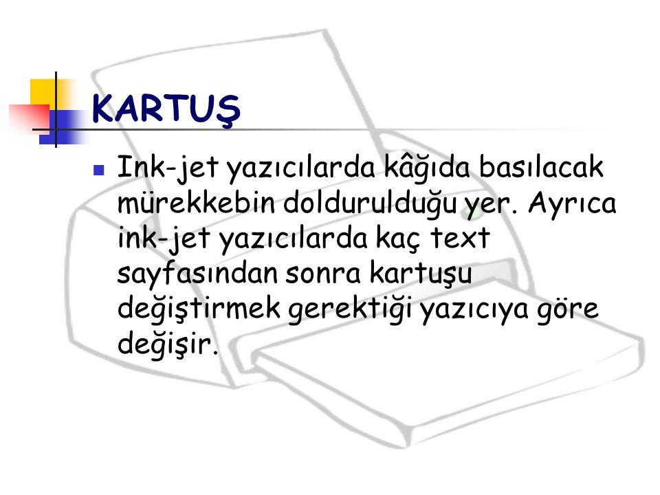 KARTUŞ