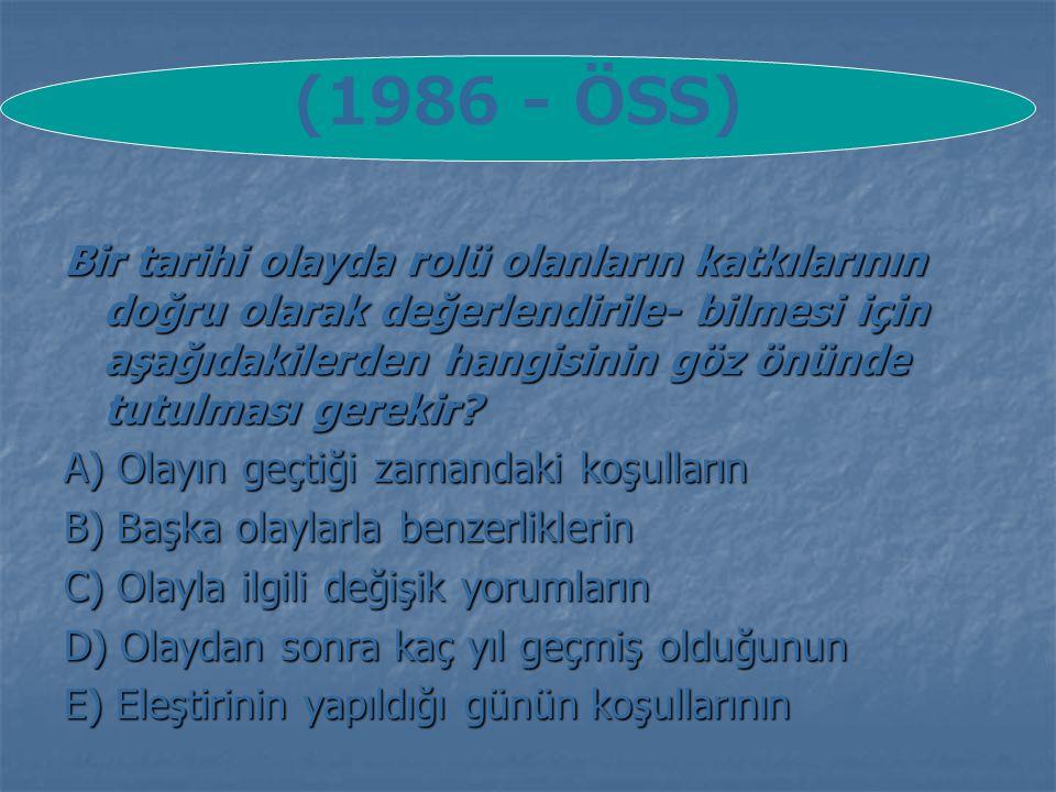 (1986 - ÖSS)