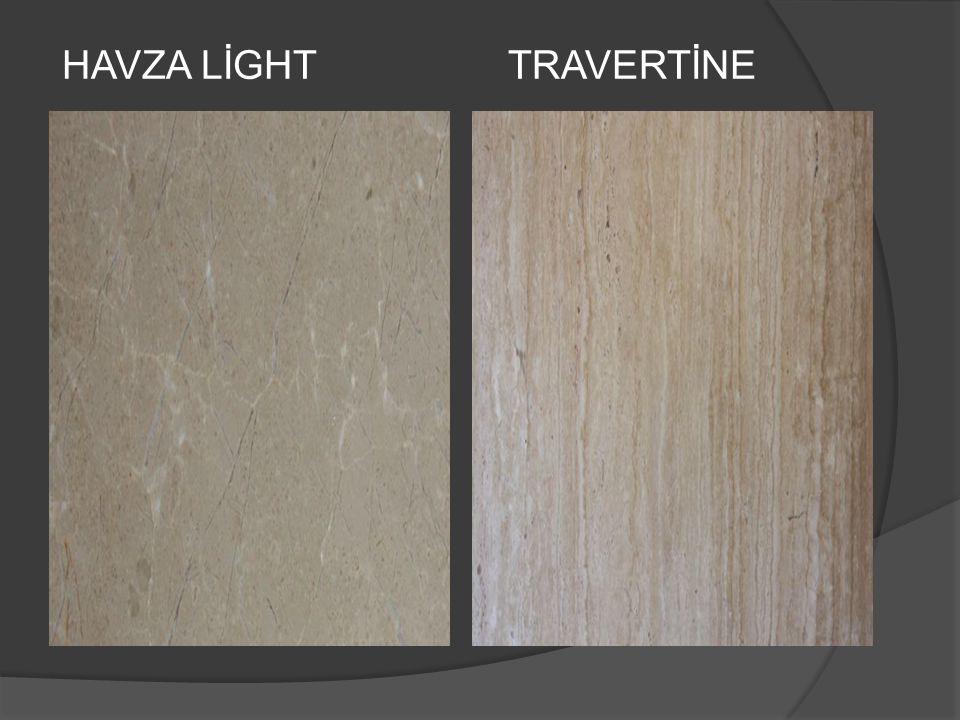 HAVZA LİGHT TRAVERTİNE