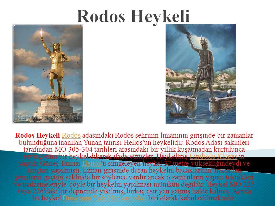 Rodos Heykeli