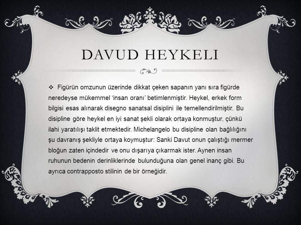 DAVUd HEYKELI