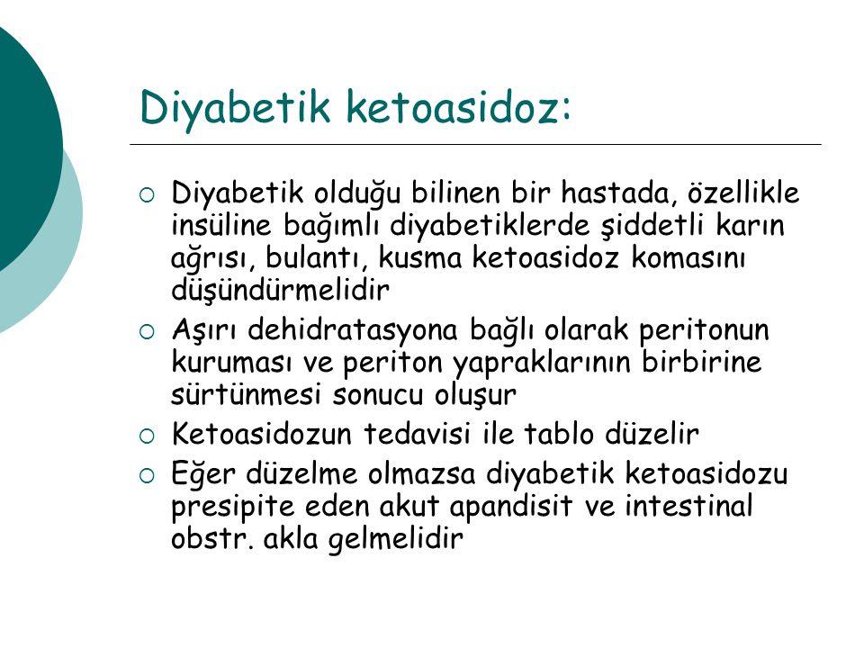 Diyabetik ketoasidoz: