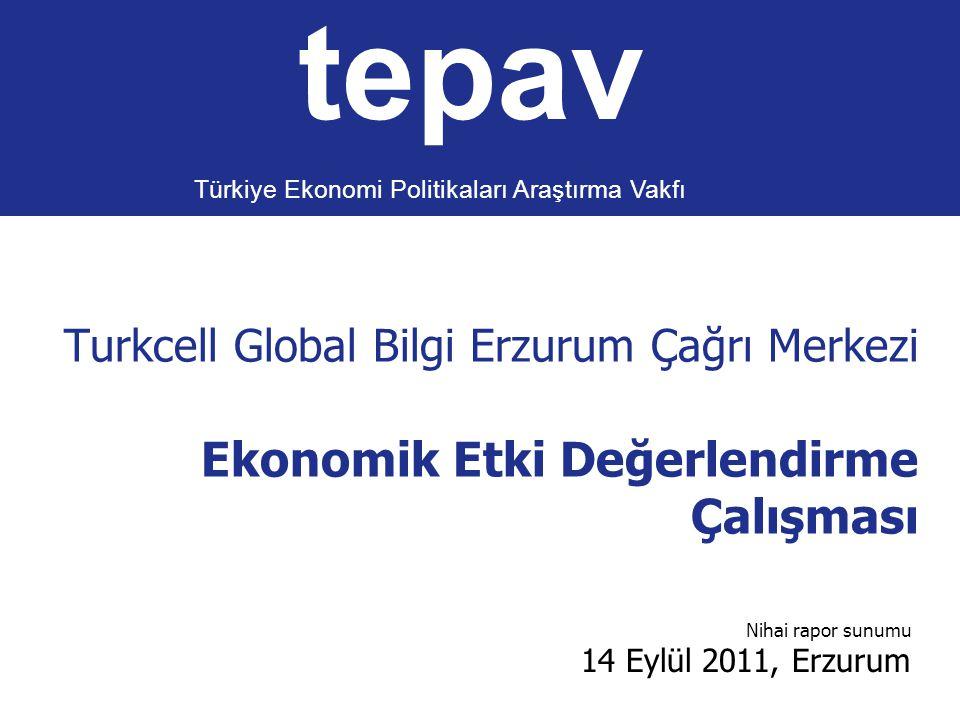 Nihai rapor sunumu 14 Eylül 2011, Erzurum