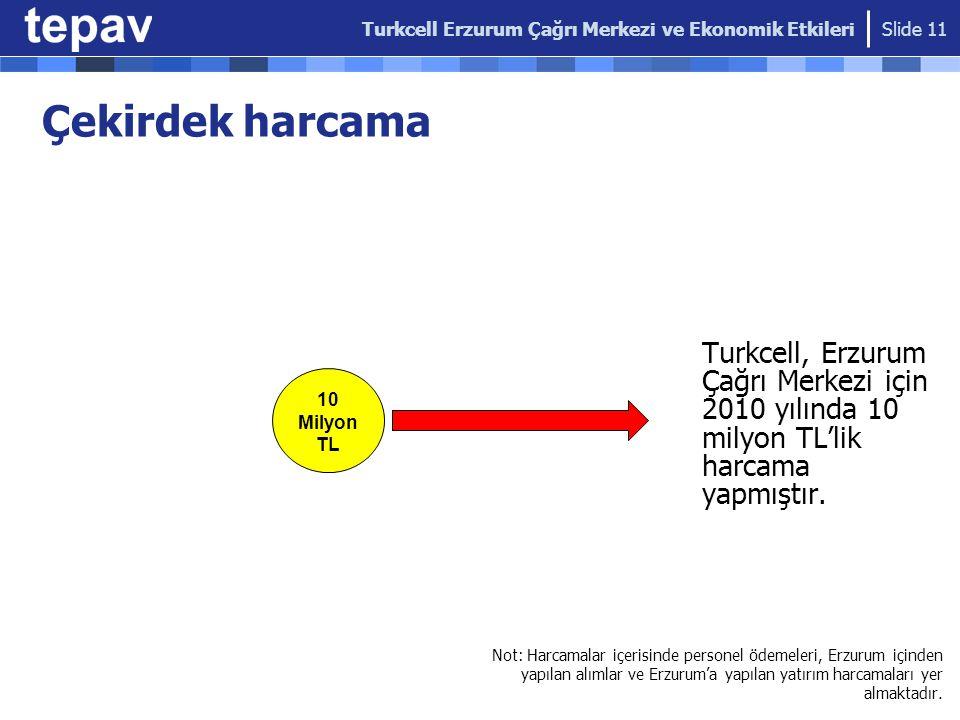 Turkcell Erzurum Çağrı Merkezi ve Ekonomik Etkileri
