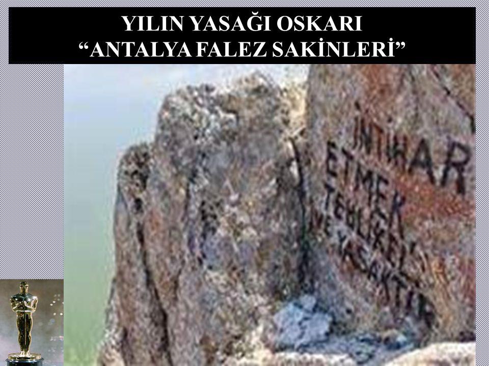 ANTALYA FALEZ SAKİNLERİ