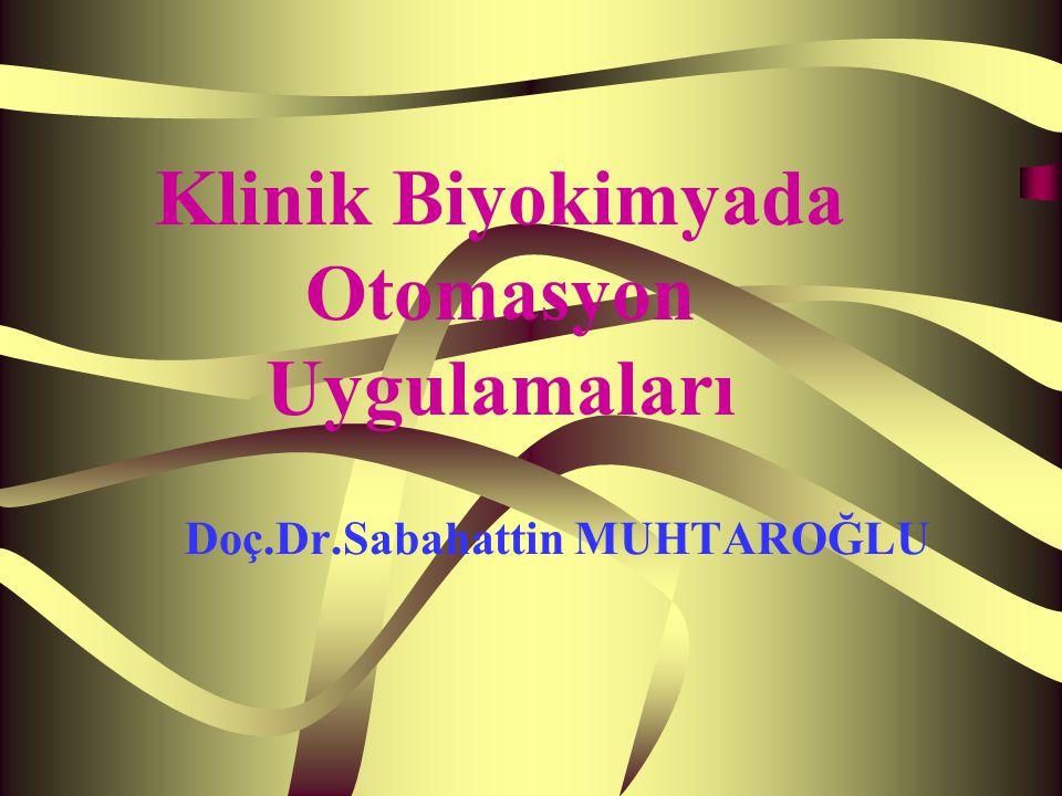 Doç.Dr.Sabahattin MUHTAROĞLU