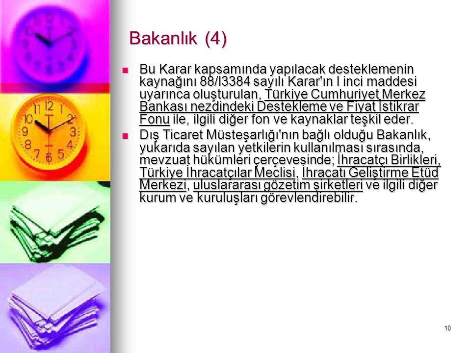 Bakanlık (4)