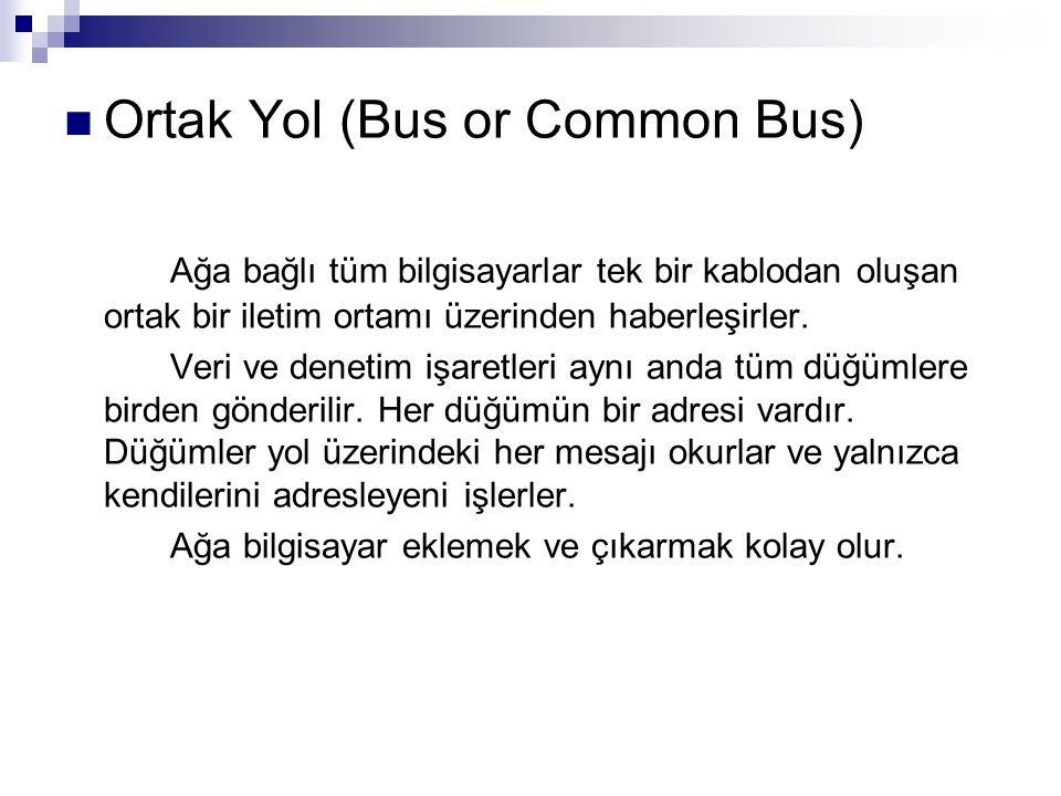 Ortak Yol (Bus or Common Bus)