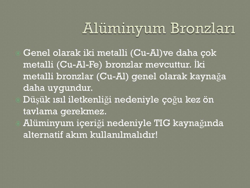 Alüminyum Bronzları