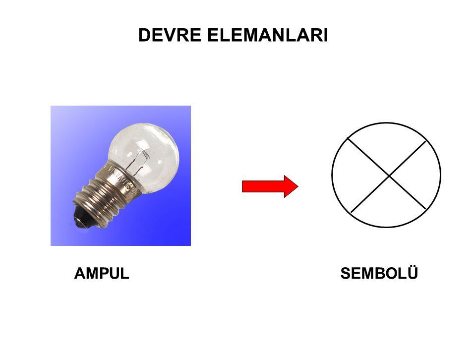 DEVRE ELEMANLARI AMPUL SEMBOLÜ