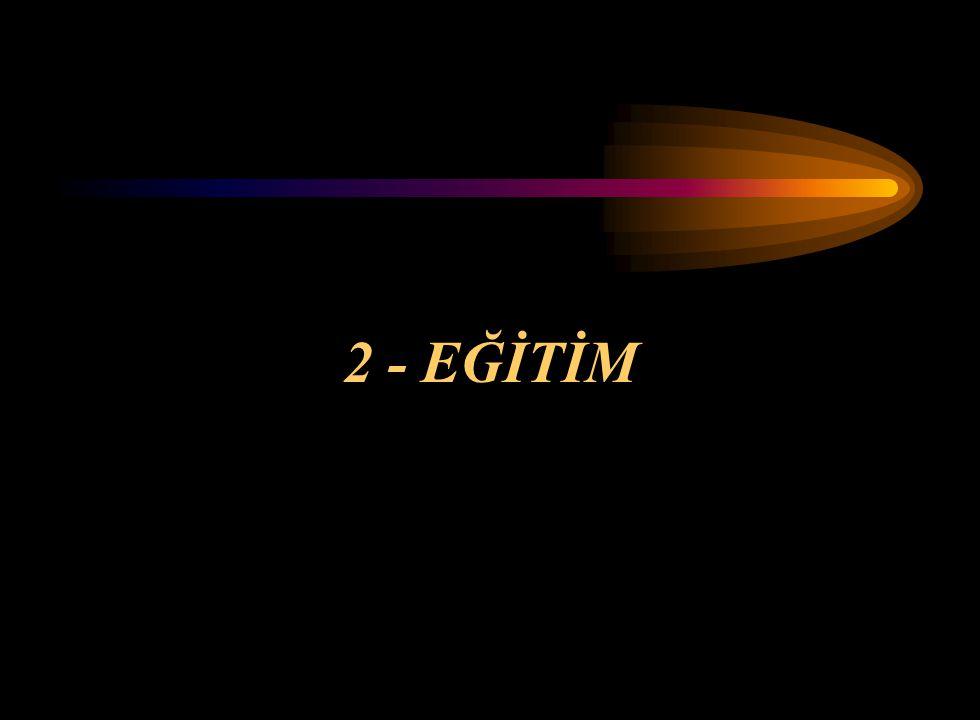 2 - EĞİTİM