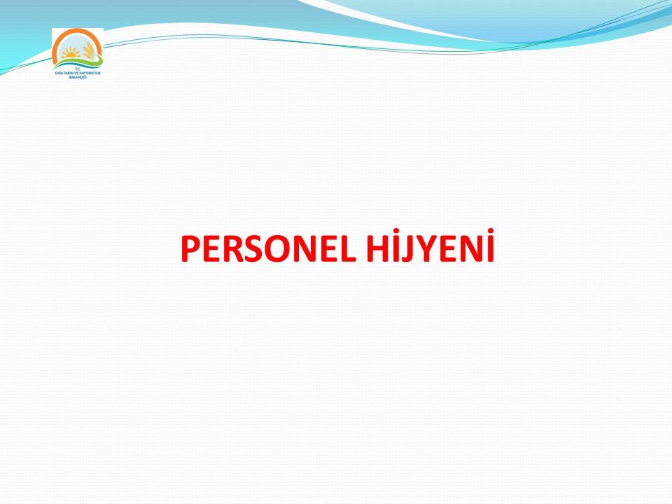 PERSONEL HİJYENİ