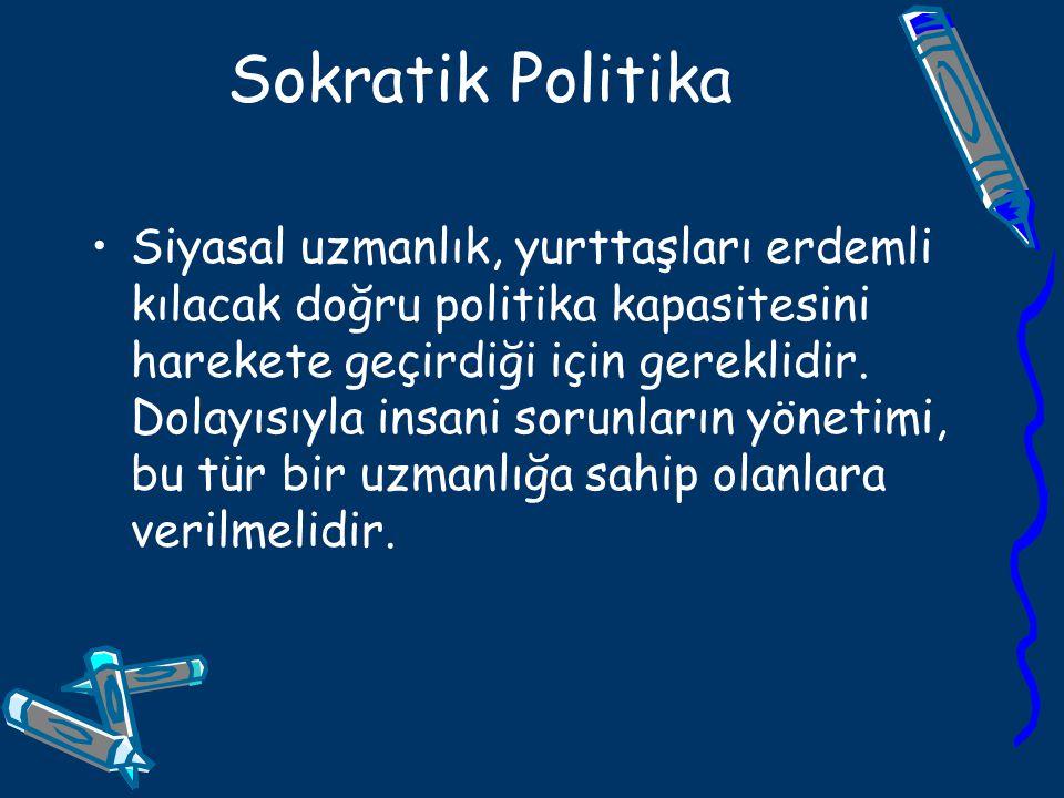 Sokratik Politika