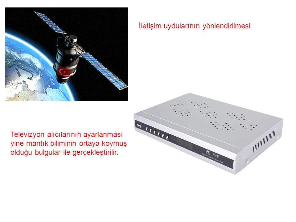 İletişim uydularının yönlendirilmesi