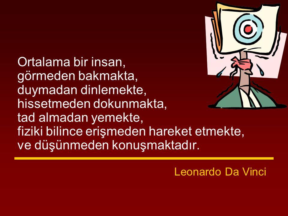 GİZLİ Leonardo Da Vinci