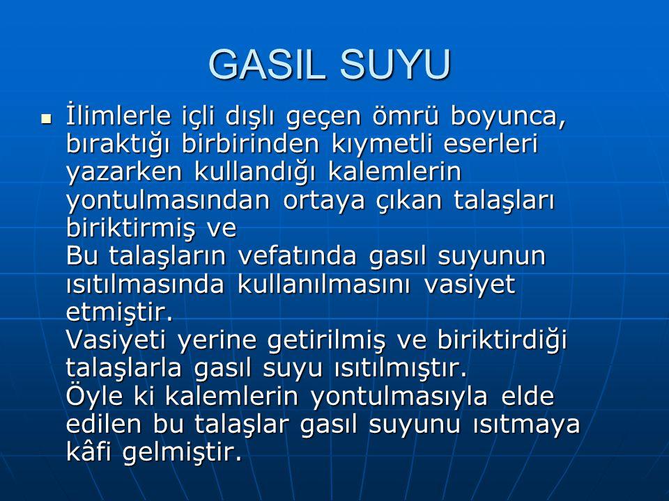 GASIL SUYU