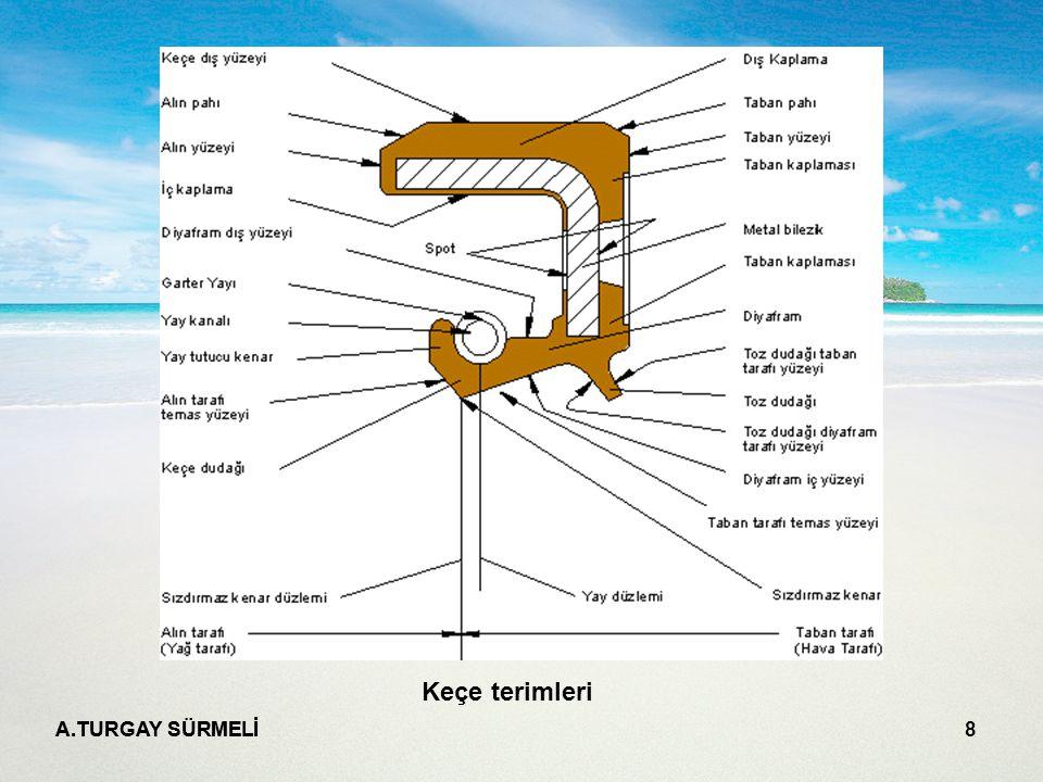 Keçe terimleri A.TURGAY SÜRMELİ