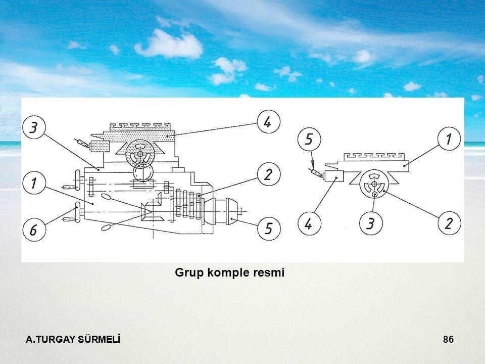 Grup komple resmi A.TURGAY SÜRMELİ