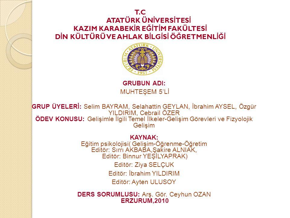 Editör: İbrahim YILDIRIM