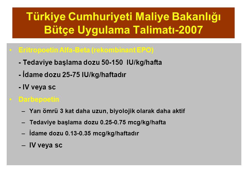 Türkiye Cumhuriyeti Maliye Bakanlığı Bütçe Uygulama Talimatı-2007