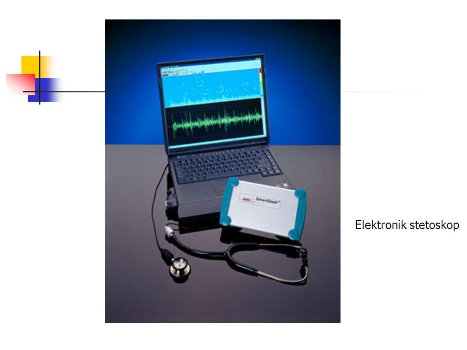 Elektronik stetoskop