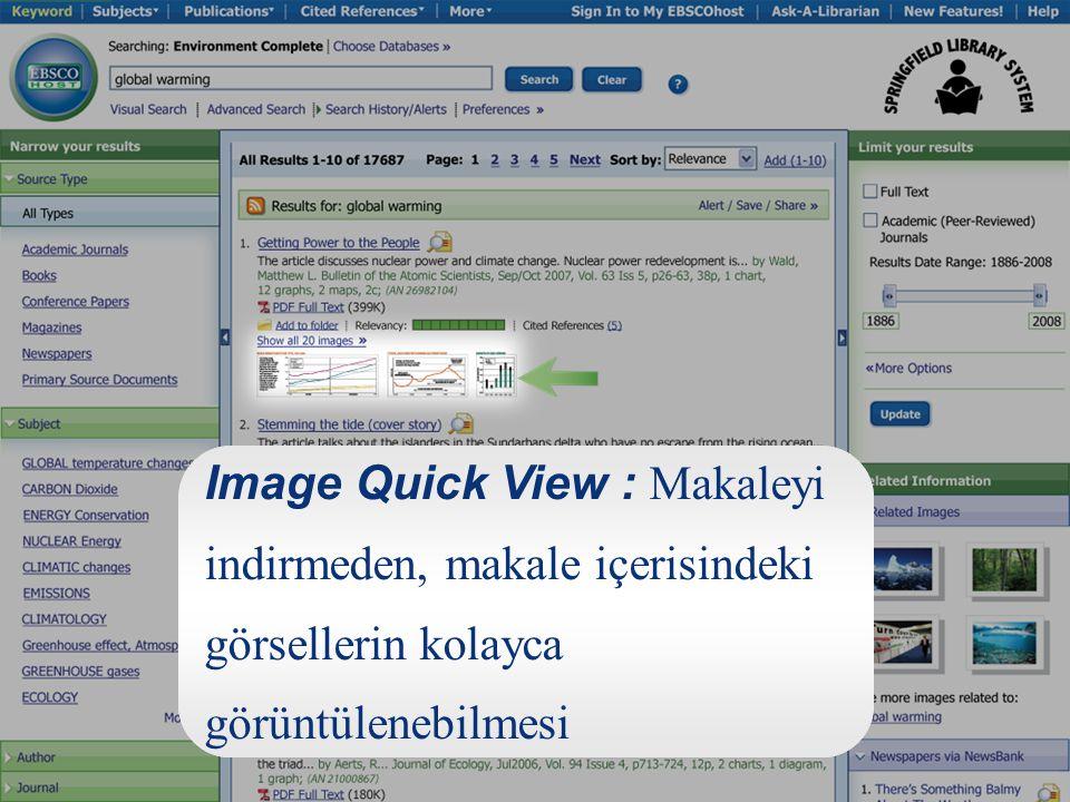 Image Quick View : Makaleyi