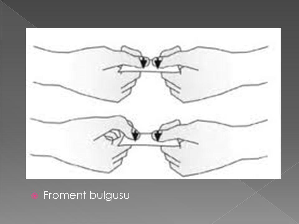 Froment bulgusu
