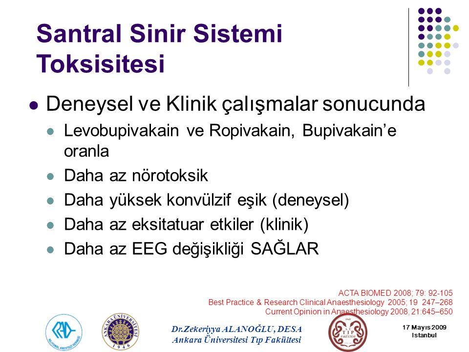 Santral Sinir Sistemi Toksisitesi