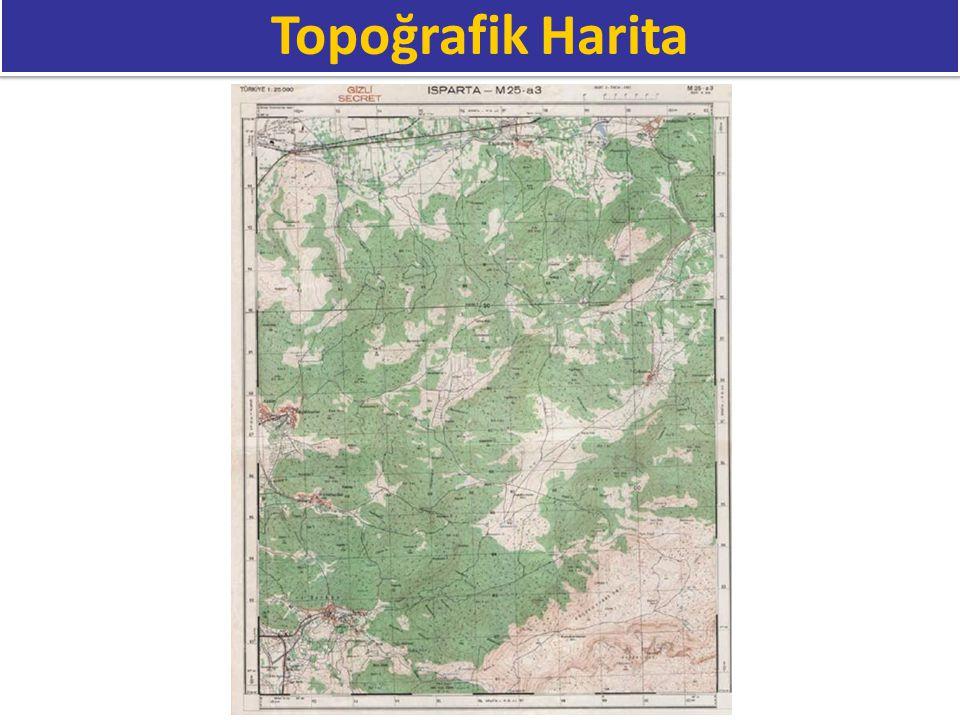 Topoğrafik Harita