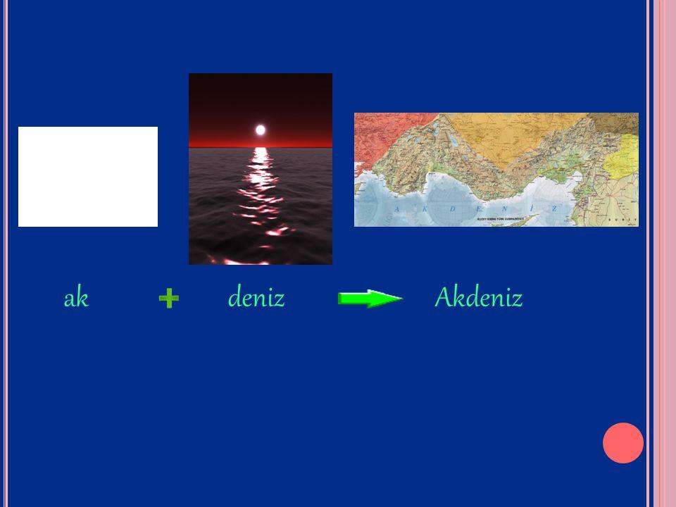 ak deniz Akdeniz