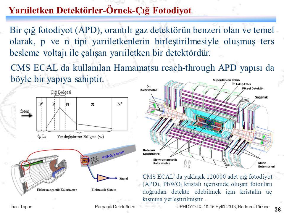 Yarıiletken Detektörler-Örnek-Çığ Fotodiyot