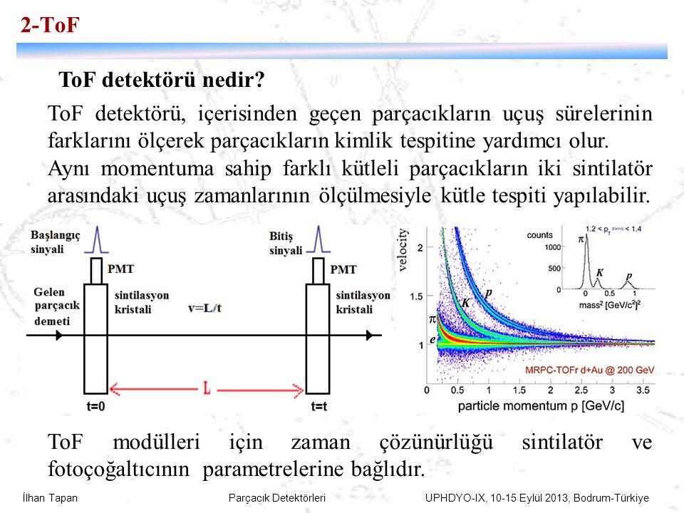 2-ToF ToF detektörü nedir