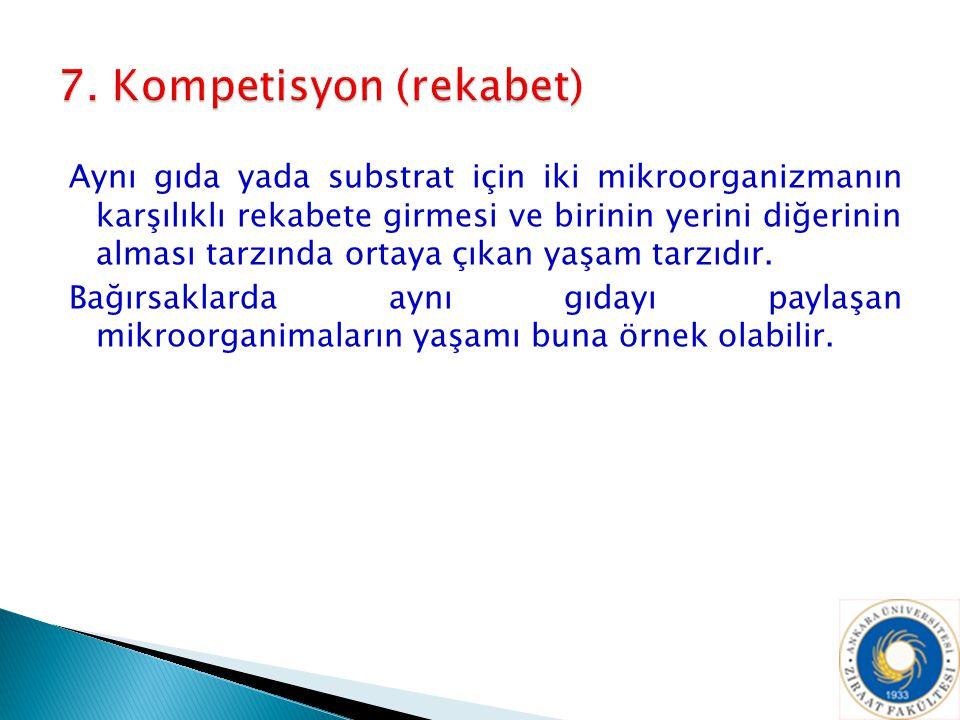 7. Kompetisyon (rekabet)