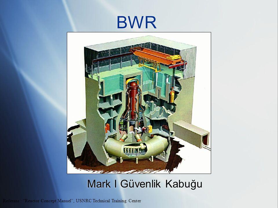 BWR Mark I Güvenlik Kabuğu