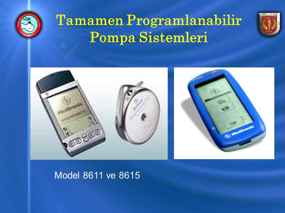 Tamamen Programlanabilir Pompa Sistemleri