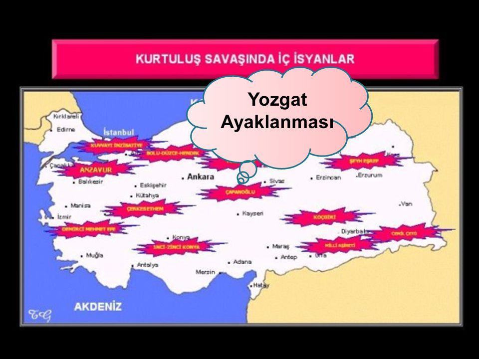 Yozgat Ayaklanması