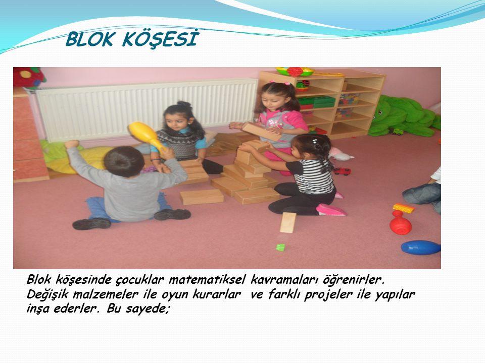BLOK KÖŞESİ