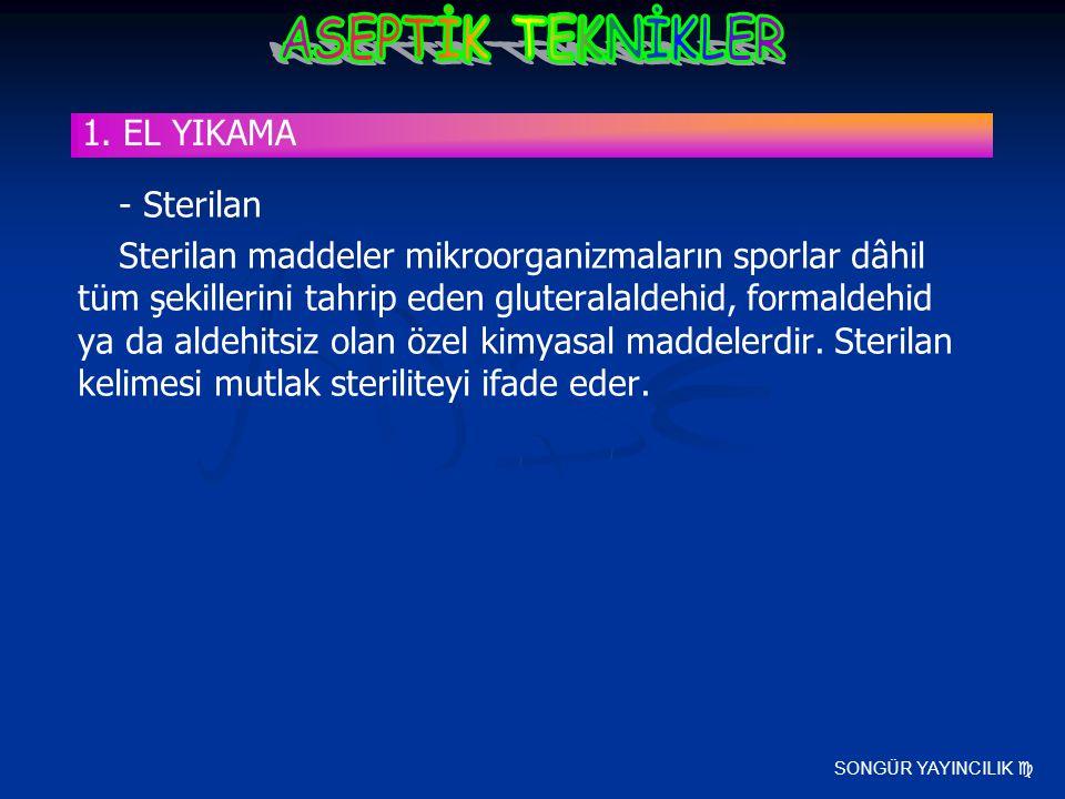 1. EL YIKAMA - Sterilan.