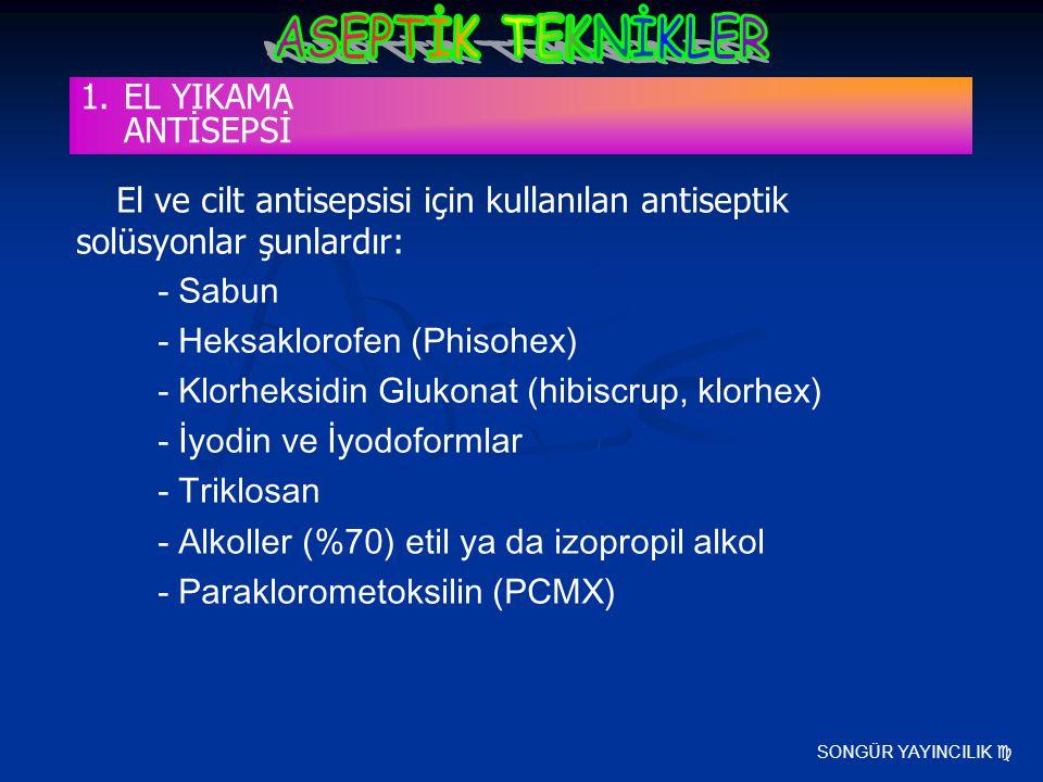 - Heksaklorofen (Phisohex)