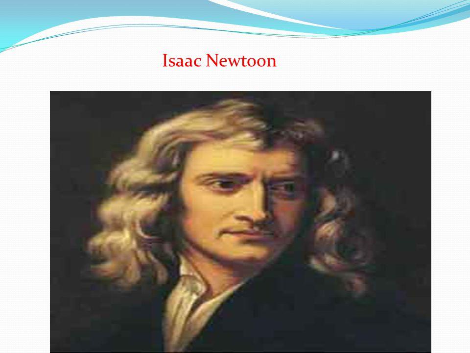 Isaac Newtoon