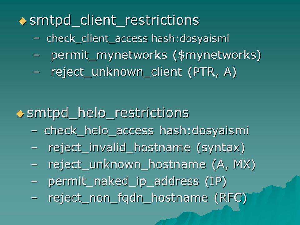 smtpd_client_restrictions