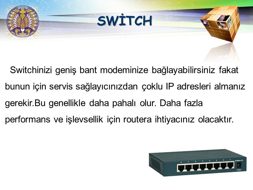 SWİTCH