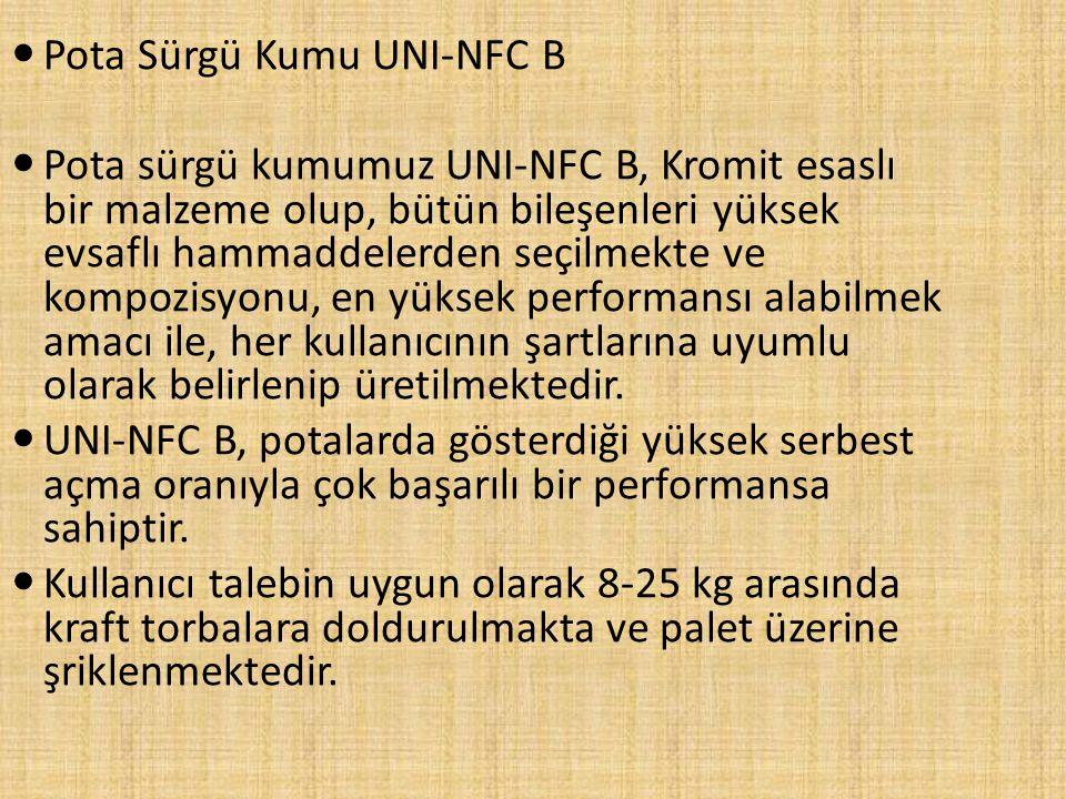 Pota Sürgü Kumu UNI-NFC B