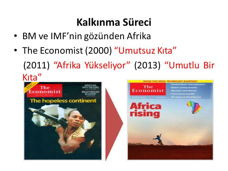 Kalkınma Süreci BM ve IMF'nin gözünden Afrika