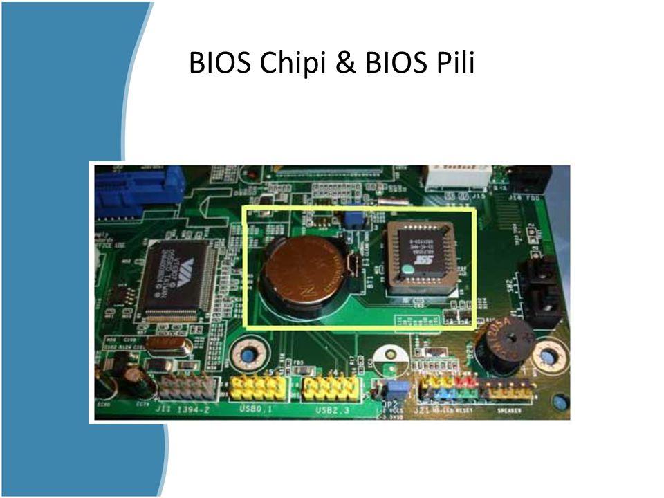 BIOS Chipi & BIOS Pili