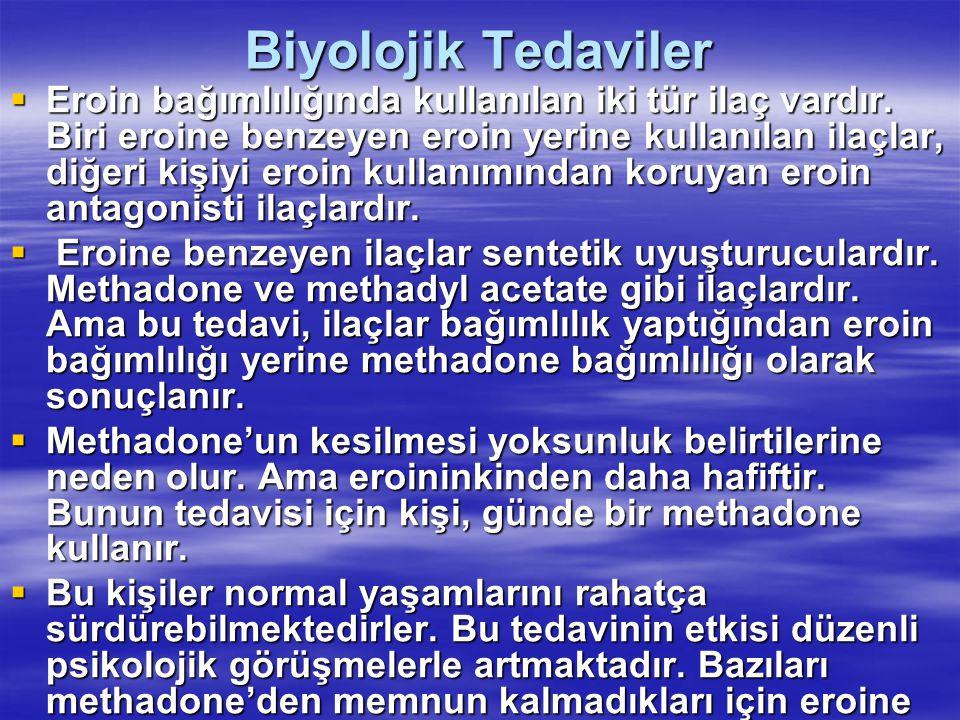 Biyolojik Tedaviler