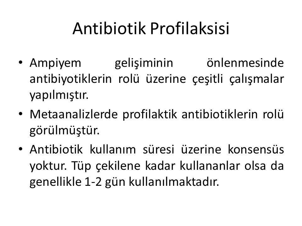 Antibiotik Profilaksisi